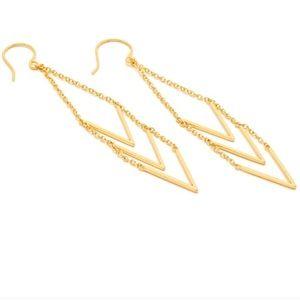 Gorjana Morrison Earrings, NWT